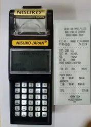 Van Sales Billing Machine