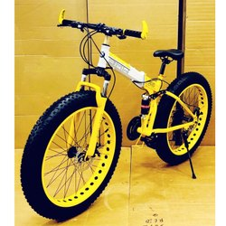BMW X6 21 Gear Folding Bicycle