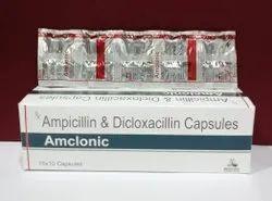 Ampicillin And Dicloxacillin Capsules