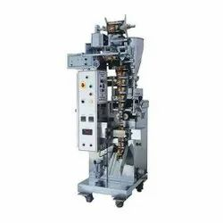 Mild Steel Automatic Pouch Packing Machines, For Liquid & Powder Packaging