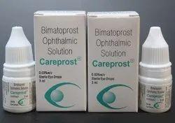 Bimatoprost 0.03%w/v Eye Drops