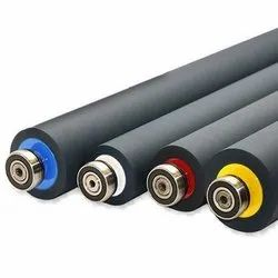 Flexo And Gravure Rubber Rollers