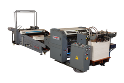 Offline UV Coating Machine With Drier - Fine Coat 80