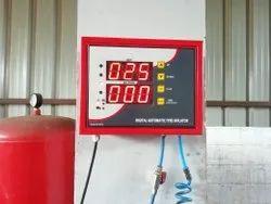 Wall Mounted Digital Tyer Inflator