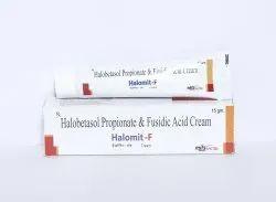 Halobetasol Propionate & Fusidic Acid Cream