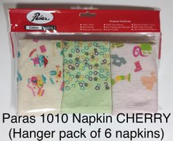 Paras Towel Napkin -- Cherry