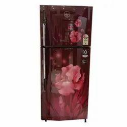 Direct Cool 2 star Godrej Double Door Refrigerator, Model Name/Number: Ff Rt Eon 275 B 25, Capacity: 235 L