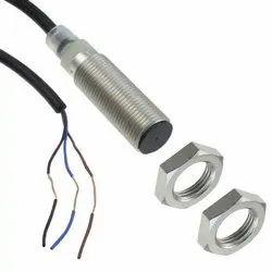 E2B-M12KS04-WP-B1 Omron Proximity Sensor M12 4mm Sensing Range, PNP No