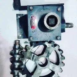 Rolling Shutter Gear Box  Type 2