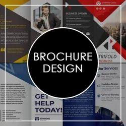 15 Days Lifetime Corporate Brochure Designing Services