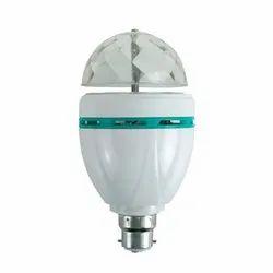 Ceramic Incandascent Okino Ok-399 LED Mini Party Light, Lighting Color: Pure White