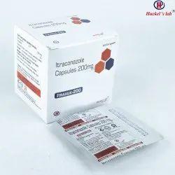 Itraconazole 200 mg (Alu-Alu)