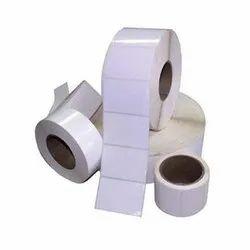 Barcode Label  50mm X 25mm Sticker Roll 1UP