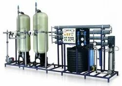Mini Water Treatment Plant