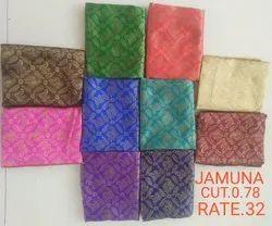 Jamuna Jacquard Blouse Fabric