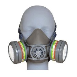 Gas Mask Half Cartilage (V500 + V7500 Abek-1) With Filter