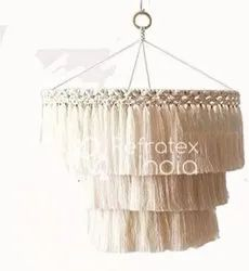 New Quality Macrame Lampshade