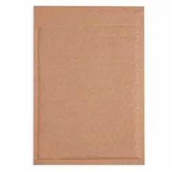 Brown Paper Bubble Mailer Bag, For Mailing, Thickness: 1 Mm