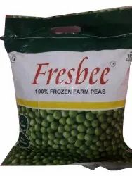 Frozen Green Peas, Packet, Packaging Size: 500g