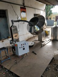 Makhana Machine