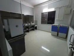 zinga laboratory set up