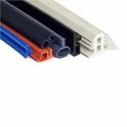 Silicone Rubber Extruded Profiles
