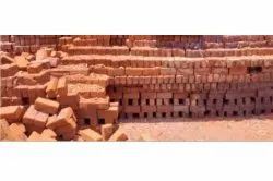 Clay 3 Inches Construction Brick