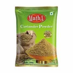 Matha Coriander Powder, 500 g, Packaging Type: Packet