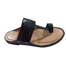 Casual Wear Ladies Kolhapuri Slippers, Size: 6