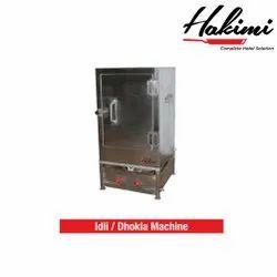 Hakimi Stainless Steel Idli Dhokla Making Machine, Electric, Capacity: 12 Plates