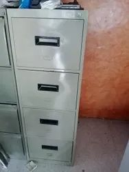 Two Tier Library File Cabinet