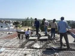 depends on area Online & On site Rcc Structure Design Construction, in INDIA