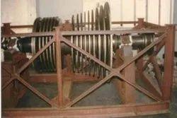Generator Rotor Shaft Damage Repair And Refurbishment Of Rotor Shaft
