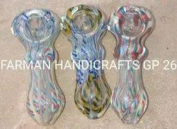 3 Inch Glass Smoking Pipe