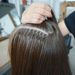 Psoriasis Hair Extension