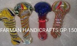 4INCH Twisted color Glass Smoking Pipes