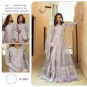 Shree Fabs Mushq Embroidered Collection Vol 2 Butterfly Net Pakistani Suit Catalog