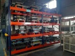 Heavy Duty Die Storage Rack