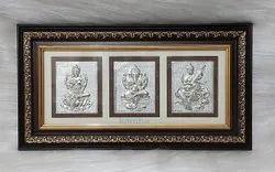 Laxmi Ganesh Saraswati Frame