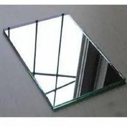 Transparent 6mm Mirror Glass