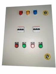 Motor Starter Control Panel Board, 2.5 X 2 X 1 Feet(hxwxd)