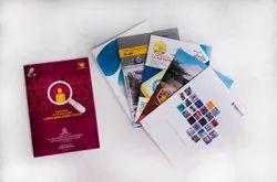 Paper Advertising Brochure Printing Service, in Pan India