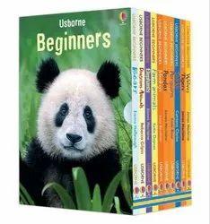 Usborne Beginners Animals Collection (10 Book Set), English