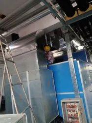 Pharmaceutical AHU Ducting Service