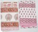 Sanganeri Handicraft Cotton Bedsheets