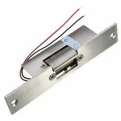 Secureeye Main Door Electric Strike Lock, Finish Type: Stainless Steel, Mechanical