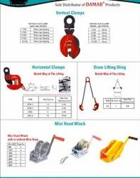Lifting Clamp & Drum Lifter
