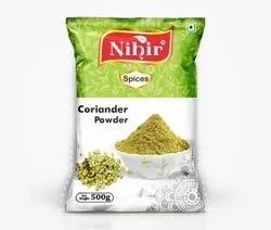 Dried Green Nihir Coriander Powder, For Cooking, 500 g