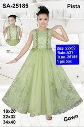 25185 Kids Wedding Gown