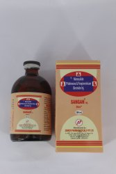 Sangan Nimesulide Pitofenone & Fenpiverinium Bromide Injection